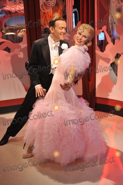 Astaire Photo - Fred Astaire  Ginger Rogers waxwork figure - grand opening of Madame Tussauds Hollywood The new 55 million attraction is the first ever Madame Tussauds in the world to be built from the ground up It is located on Hollywood Boulevard immediately next to the world-famous Graumans Chinese TheatreJuly 21 2009  Los Angeles CAPicture Paul Smith  Featureflash