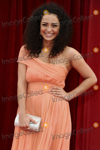 Anna Shaffer Photo - Anna Shaffer arrives at the British Soap awards 2011 held at the Granada Studios Manchester14052011  Picture by Steve VasFeatureflash