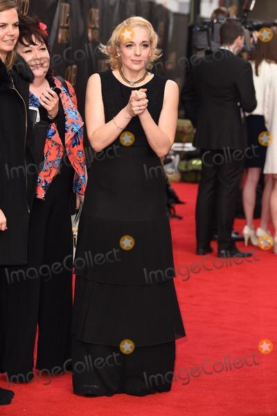 Amanda Abbington Photo - Amanda Abbington arrives for the Olivier Awards 2015 at the Royal Opera House Covent Garden London 12042015 Picture by Steve Vas  Featureflash