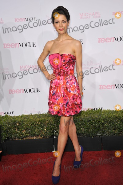 Ali Cobrin Photo - Ali Cobrin at the 8th Annual Teen Vogue Young Hollywood Party in partnership with Michael Kors at Paramount Studios HollywoodOctober 1 2010  Los Angeles CAPicture Paul Smith  Featureflash