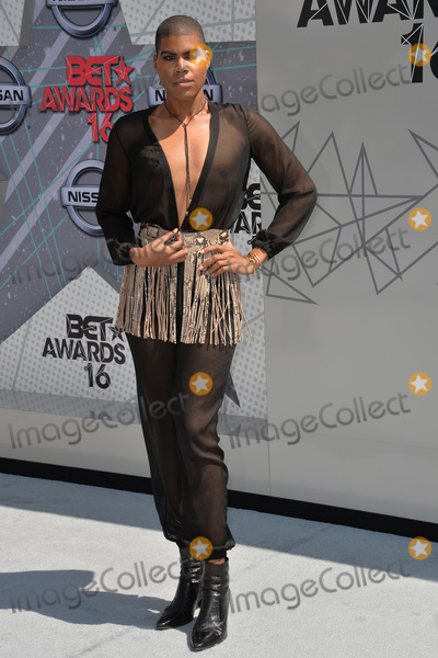 Earvin Magic Johnson Photo - LOS ANGELES CA June 26 2016 Rich Kids star EJ Johnson - son of basketball star Earvin Magic Johnson - at the 2016 BET Awards at the Microsoft Theatre LA Live Picture Paul Smith  Featureflash