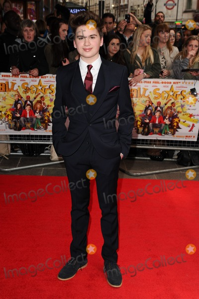 Theo Stevenson Photo - Theo Stevenson arriving for the All Stars 3D Premiere Vue West End London 22042013 Picture by Steve Vas  Featureflash
