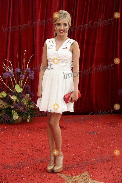 Alice Barlow Photo - Alice Barlow arrives at the British Soap awards 2011 held at the Granada Studios Manchester14052011  Picture by Steve VasFeatureflash