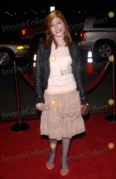 Zena Grey Photo - Dec 6 2004 Los Angeles CA Actress ZENA GREY at the world premiere of her new movie In Good Company at the Graumans Chinese Theatre Hollywood