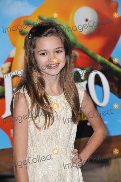 Sierra Bravo Photo - Sierra Bravo at the Los Angeles premiere of the animated movie Rango at the Regency Village Theatre WestwoodFebruary 14 2011  Los Angeles CAPicture Paul Smith  Featureflash