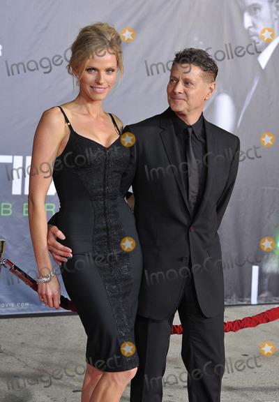 Andrew Niccol Photo - Director Andrew Niccol  actress wife Rachel Roberts at the Los Angeles premiere of hs new movie In Time at the Regency Village Theatre WestwoodOctober 20 2011  Los Angeles CAPicture Paul Smith  Featureflash
