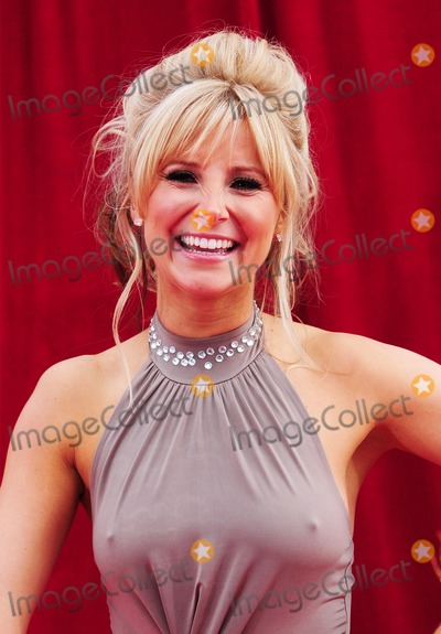 Carly Stenson Photo - Carly Stenson arrives for the 2011 Soap Awards held at Granada Studios in Manchester 14052011 Picture by Simon BurchellFeatureflash