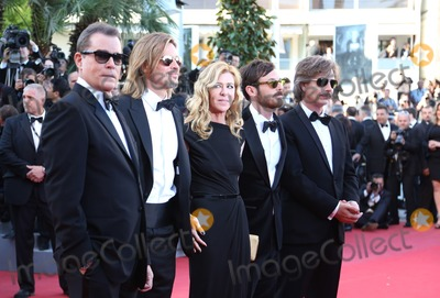 Andrew Dominik Photo - Brad Pitt director Andrew Dominik Dede Gardner Ray Liotta Ben Mendelsohn and Scoot McNairy arriving for the Killing them softly premiere Cannes Film Festival 22052012 Picture by Henry Harris  Featureflash