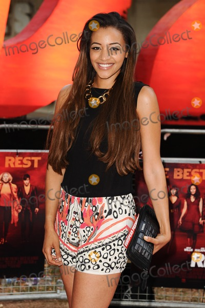 Amal Fashanu Photo - Amal Fashanu arriving for the UK Premiere of Red 2 at Empire Leicester Square London 22072013 Picture by Steve Vas  Featureflash