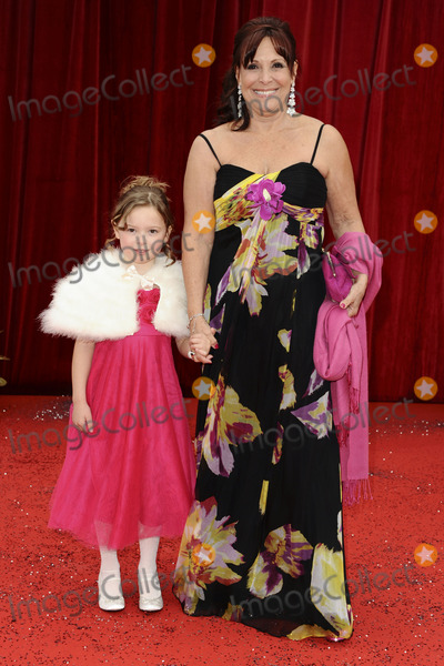 Dianne Keen Photo - Siena Grace Pugsley and Dianne Keen arrives at the British Soap awards 2011 held at the Granada Studios Manchester14052011  Picture by Steve VasFeatureflash
