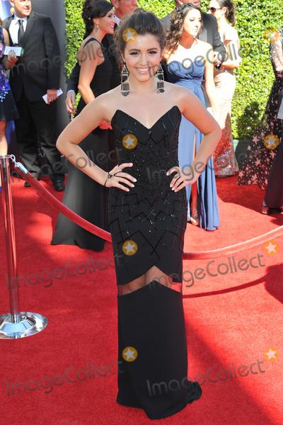 Ana Golja Photo - Ana Golja at the 2014 Creative Arts Emmy Awards at the Nokia Theatre LA LiveAugust 16 2014  Los Angeles CAPicture Paul Smith  Featureflash