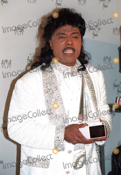 Little Richard Photo - Singer LITTLE RICHARD at the American Music Awards in Los Angeles 1997 Paul Smith  Featureflash