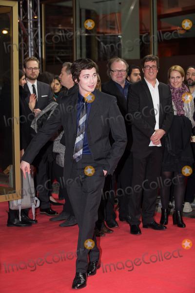Logan Lerman Photo - Logan Lerman  at the premiere of Indignation at the 2016 Berlin Film FestivalFebruary 14 2016  Picture Kristina Afanasyeva  Featureflash