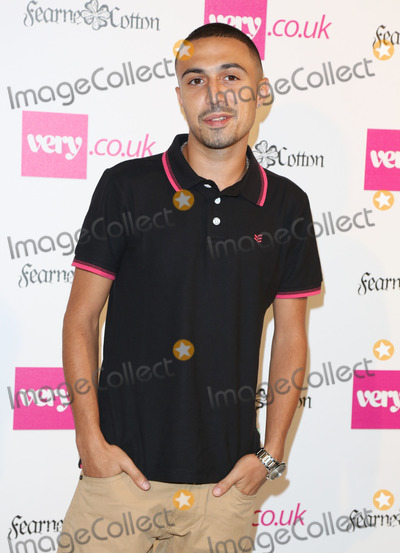 Adam Deacon Photo - Adam Deacon arriving for  SpringSummer 2013 Verycouk fashion launch London 13092012 Picture by Henry Harris  Featureflash
