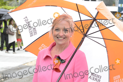 Carol Kirkwood Photo - Carol Kirkwood arriving for the 2015 RHS Chelsea Flower Show Press Day London 18052015 Picture by Dave Norton  Featureflash