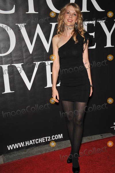 Kathryn Fiore Photo - Kathryn Fiore at the premiere of Hatchet II at the Egyptian Theatre HollywoodSeptember 28 2010  Los Angeles CAPicture Paul Smith  Featureflash