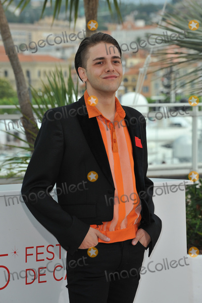 Xavier Dolan Photo - Director Xavier Dolan at the photocall for his new movie Laurence Anyways at the 65th Festival de CannesMay 19 2012  Cannes FrancePicture Paul Smith  Featureflash