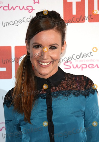 Charlie Webster Photo - Charlie Webster arriving for the TLC channel launch held at SketchLondon 25042013 Picture by Henry Harris  Featureflash