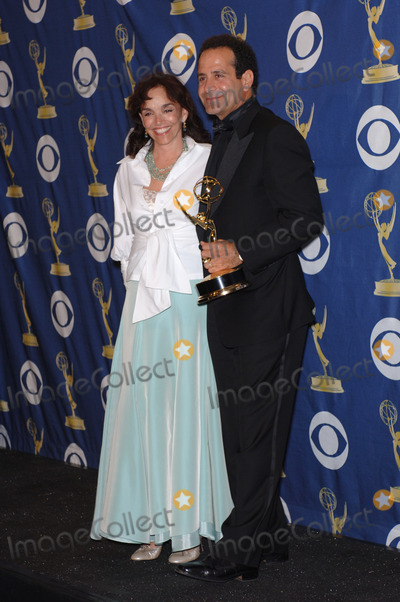 Adam Brooks Photo - TONY SHALHOUB  wife BROOKE ADAMS at the 57th Annual Primetime Emmy Awards in Los AngelesSeptember 18 2005  Los Angeles CA 2005 Paul Smith  Featureflash