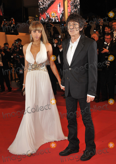 Ana Araujo Photo - Ronnie Wood  Ana Araujo at the premiere of Melancholia at the 64th Festival de CannesMay 18 2011  Cannes FrancePicture Paul Smith  Featureflash