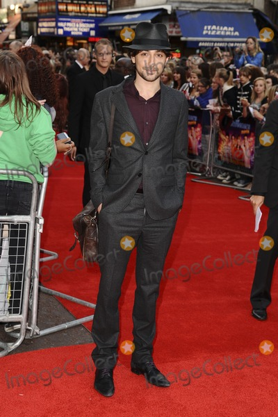 Zane Photo - Alex Zane arriving for The Inbetweeners The Movie film premiere at the Vue Leicester Square London 16082011 Picture by Steve Vas  Featureflash