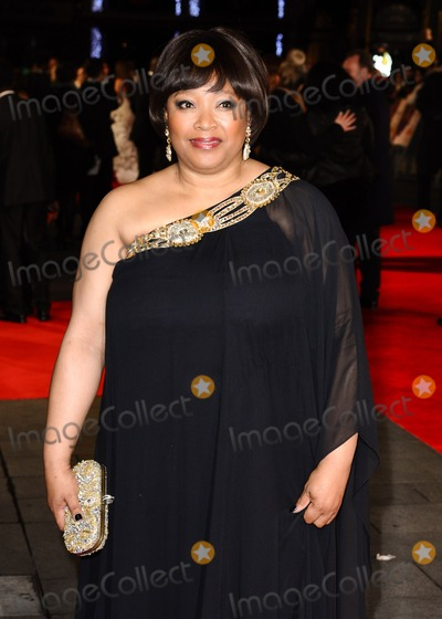 Zindzi Mandela Photo - Mandelas daughter Zindzi Mandela arrives for the premiere of  Mandela Long Walk to Freedom at the Odeon Leicester Square London 05122013 Picture by Steve Vas  Featureflash