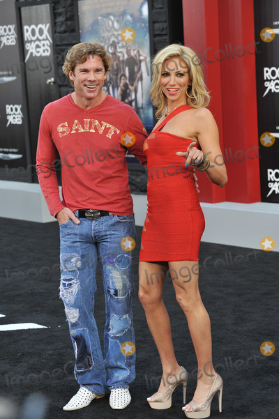 Debbie Gibson Photo - Debbie Gibson  date at the world premiere of Rock of Ages at Graumans Chinese Theatre HollywoodJune 9 2012  Los Angeles CAPicture Paul Smith  Featureflash