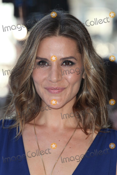 Amanda Byram Photo - Amanda Byram arriving for the Magic Mike XXL film premiere at Vue West End London 30062015 Picture by Alexandra Glen  Featureflash