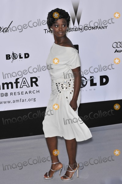 Aissa Maiga Photo - Aissa Maiga at amfARs Cinema Against AIDS 2008 Gala at Le Moulin de Mougins restaurant The event is part of  the 61st Annual International Film Festival de Cannes May 22 2008  Cannes FrancePicture Paul Smith  Featureflash
