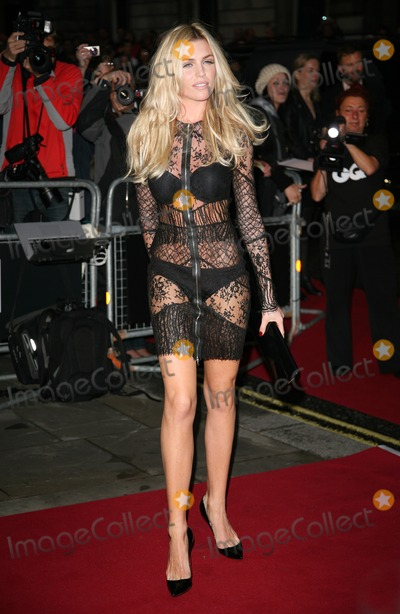 Abbey Clancy Photo - Abbey Clancy arriving for the 2011 GQ Awards Royal Opera House London 06092011  Picture by Alexandra Glen  Featureflash