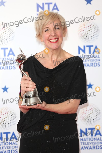 Julie Hesmondhalgh Photo - Julie Hesmondhalgh atThe National Television Awards 2014 (NTAs) held at the O2 Arena - Press Room London 22012014 Picture by Henry Harris  Featureflash