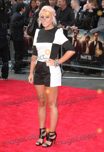 Amelia Lily Photo - Amelia Lily arriving for The Hangover Part III European Premiere London 22052013 Picture by Alexandra Glen  Featureflash