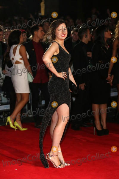 Abi Alton Photo - Abi Alton arrives for the world premiere of Thor The Dark World at the Odeon Leicester Square London 22102013 Picture by Henry Harris  Featureflash