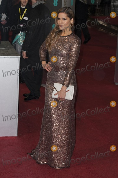 Amanda Byram Photo - Amanda Byram arriving for the EE BAFTA Film Awards 2013 at the Royal Opera House Covent Garden London 10022013 Picture by Simon Burchell  Featureflash