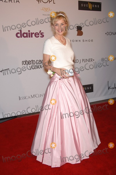 Sharon Stone Photo - Sharon Stone at the first annual Class of Hope Prom 2007 charity gala at the Sportsmens Lodge Studio CityThe event benefitted Planet Hope which was founded by Sharon  Kelly Stone to provide assistance to homeless abused or disadvantaged children around the worldApril 22 2007  Studio City CAPicture Paul Smith  Featureflash