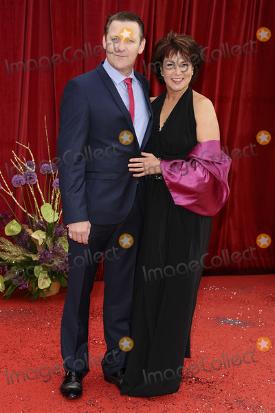 Chris Walker Photo - Chris Walker and Jan Pearson arrive at the British Soap awards 2011 held at the Granada Studios Manchester14052011  Picture by Steve VasFeatureflash