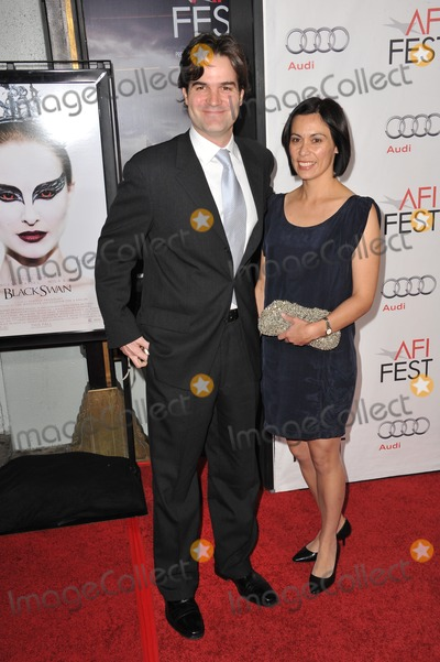 Andre Heinz Photo - Writer Andres Heinz  wife at the Los Angeles premiere of his new movie Black Swan the closing film of the 2010 AFI Fest at Graumans Chinese Theatre HollywoodNovember 11 2010  Los Angeles CAPicture Paul Smith  Featureflash