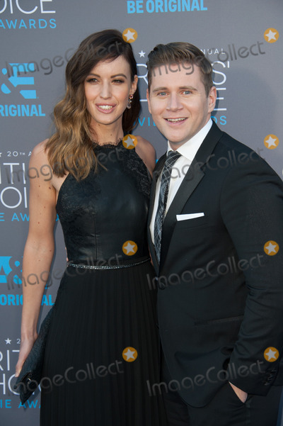 Allen Leech Photo - Allen Leech  girlfriend Charlie Webster at the 20th Annual Critics Choice Movie Awards at the Hollywood PalladiumJanuary 15 2015  Los Angeles CAPicture Paul Smith  Featureflash