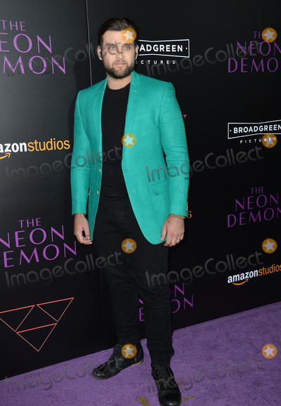 Nicolas Cage Photo - LOS ANGELES CA June 14 2016 Actor Weston Cage son of Nicolas Cage at the Los Angeles premiere of The Neon Demon at the Cinerama Dome Hollywood Picture Paul Smith  Featureflash