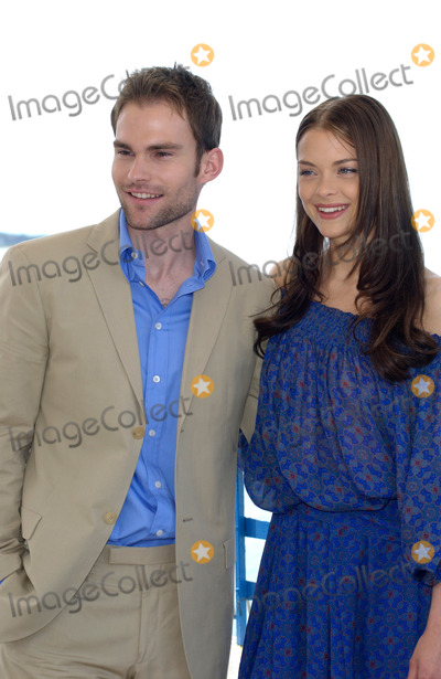 Jaime King Photo - Actress JAIME KING  actor SEANN WILLIAM SCOTT at the Cannes Film Festival to promote their new movie Bulletproof Monk19MAY2002   Paul Smith  Featureflash