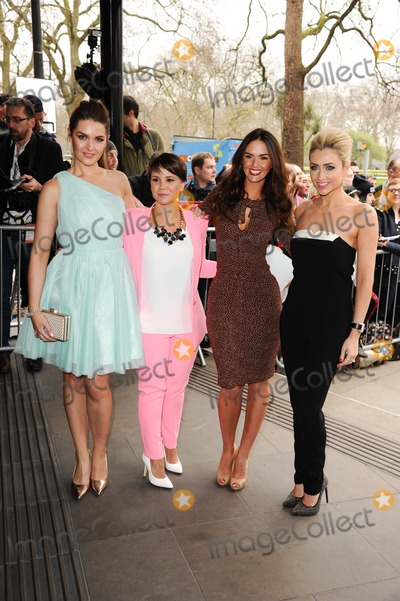 Anna Passey Photo - Anna Passey Jessica Fox Jennifer Metcalfe and Gemma Merna arrives for the TRIC Awards 2014 at the Grosvenor House Hotel Mayfair  London 11032014 Picture by Steve Vas  Featureflash