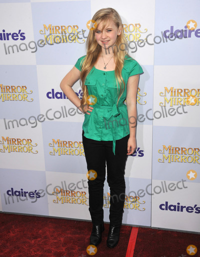 Sierra McCormick Photo - Sierra McCormick at the world premiere of Mirror Mirror at Graumans Chinese Theatre HollywoodMarch 17 2012  Los Angeles CAPicture Paul Smith  Featureflash