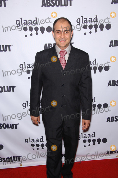 Anthony Azizi Photo - Actor ANTHONY AZIZI at the 17th Annual GLAAD (Gay  Lesbian Alliance Against Defamation) Media Awards at the Kodek Theatre HollywoodApril 8 2006  Los Angeles CA 2006 Paul Smith  Featureflash