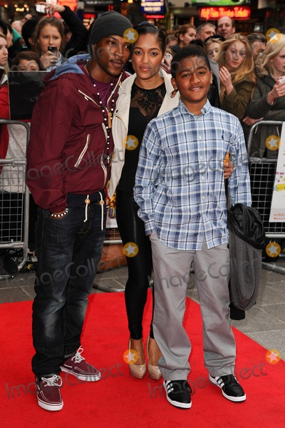 Ashley Walter Photo - Ashley Walters arriving for the All Stars 3D Premiere Vue West End London 22042013 Picture by Steve Vas  Featureflash