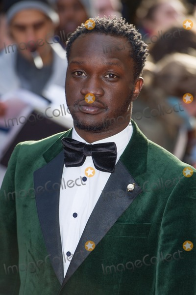 Arnold Oceng Photo - Arnold Oceng arrives for the Empire Awards 2015 at the Grosvenor House Hotel London 29032015 Picture by Dave Norton  Featureflash