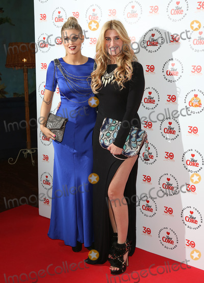 Ashley James Photo - Ashley James and Francesca Hull at the Diet Coke 30th anniversary party held at Sketch London 30012013 Picture by Henry Harris  Featureflash