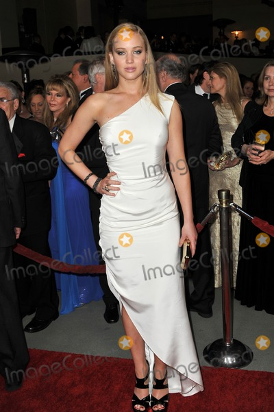 Jennifer Lawrence Photo - Jennifer Lawrence at the 63rd Annual Directors Guild of America Awards at the Grand Ballroom at Hollywood  Highland complex HollywoodJanuary 29 2011  Los Angeles CAPicture Paul Smith  Featureflash