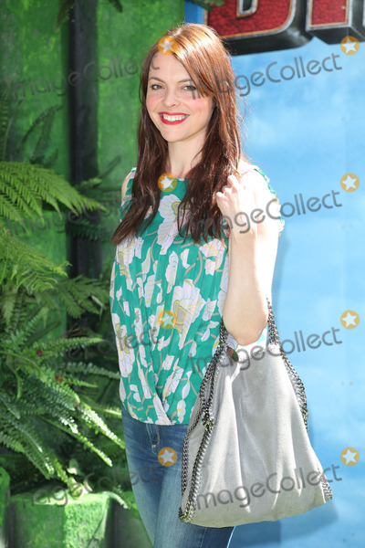 Katie Ford Photo - Katie Ford attends the UK Gala Screening of How To Train Your Dragon 2 in 3D at Vue West End London 22062014 Picture by Alexandra Glen  Featureflash