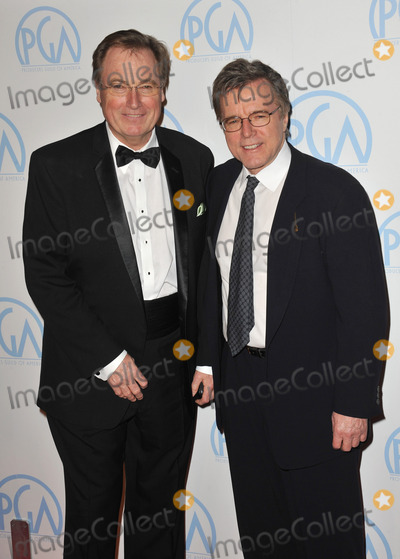 Nigel Sinclair Photo - Guy East  Nigel Sinclair (right) producers of The Ides of March at the 23rd Annual Producers Guild Awards at the Beverly Hilton HotelJanuary 21 2012  Los Angeles CAPicture Paul Smith  Featureflash