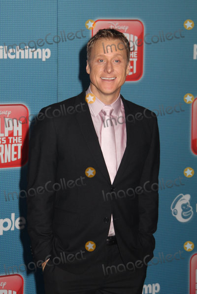 Alan Tudyk Photo - Alan Tudyk 11052018 The World Premiere of Ralph Breaks the Internet held at El Capitan Theatre in Los Angeles CA Photo by Hiro Katoh  HollywoodNewsWireco